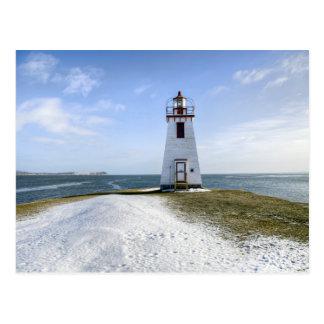 Phare | Nouveau Brunswick d'Arran de pouce Carte Postale