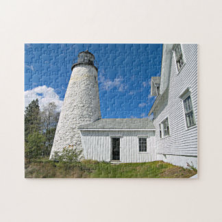 Phare principal de Dyce, casse-tête du Maine Puzzle