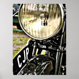 posters moto vintage moto vintage affiches art moto. Black Bedroom Furniture Sets. Home Design Ideas