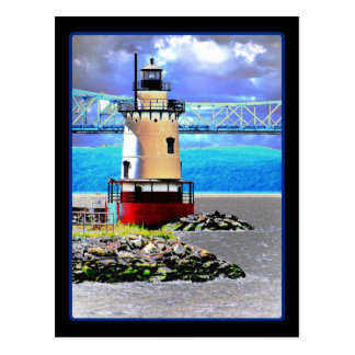 Phare, Westchester, NY Cartes Postales