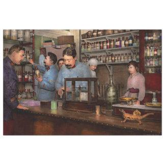 Pharmacie - le chimiste de distribution 1918 papier mousseline