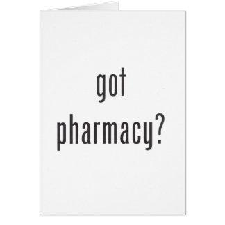 Pharmacie obtenue ? Vitesse Carte De Vœux