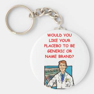 pharmacien porte-clés