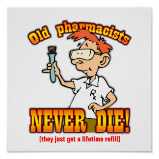 Pharmaciens Poster