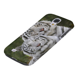 Phase blanche, tigre de Bengale, Tigre Coque Galaxy S4