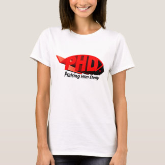 PHD 3D rouge T-shirt