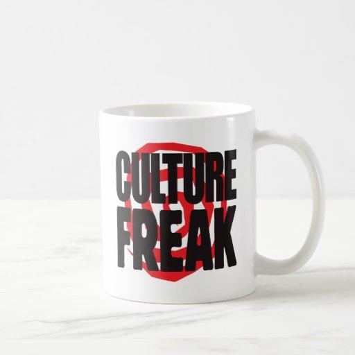 Phénomène de culture tasse à café