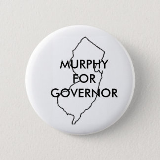 Phil Murphy pour le gouverneur 2017 de New Jersey Badge