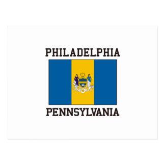 Philadelphie Pennsylvanie Carte Postale