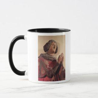 Philippe de Commynes de sa tombe Mugs