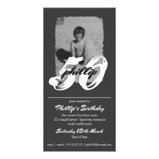 Phillips 50 cartes de vœux avec photo