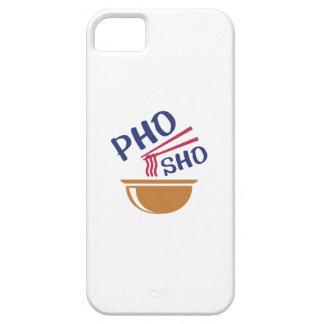 Pho Sho Coque iPhone 5 Case-Mate