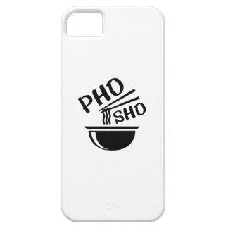 Pho Sho Étuis iPhone 5