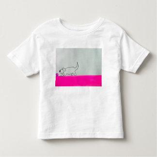 PhoebethePrincess, T-shirt fin du Jersey d'enfant