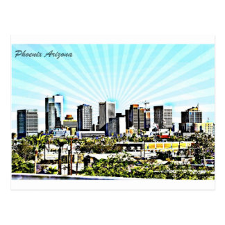 Phoenix, carte postale d'az