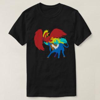 Phoenix contre Qilin T-shirt