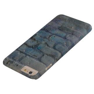 Phonecase bleu de brique coque iPhone 6 plus barely there