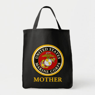 Phoque officiel marin des USA - mère Sacs En Toile