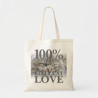 Photo 100% d'amour de chat de Kitty Sacs