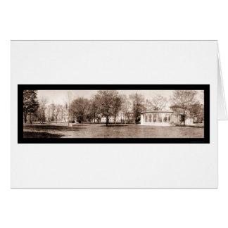 Photo 1905 d'université d'Oberlin Cartes