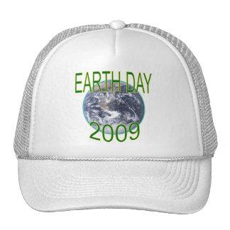 Photo 2009 de jour de la terre de tee - shirt et d casquettes de camionneur