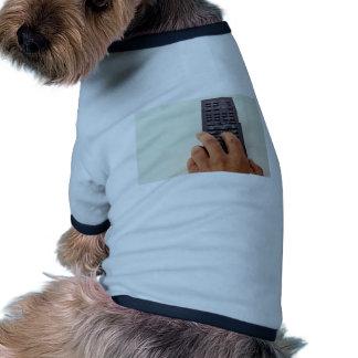 Photo à télécommande tee-shirts pour animaux domestiques