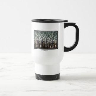 Photo brutale 2 mug de voyage en acier inoxydable