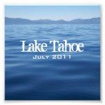 Photo CD d'insertion du lac Tahoe