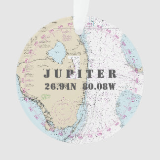 Photo commémorative 2-Sided nautique Jupiter FL