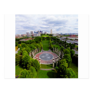 Photo d'antenne de Nashville Cartes Postales