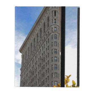 Photo de bâtiment de Flatiron dans NYC Coques iPad