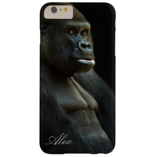 Photo de gorille coque barely there iPhone 6 plus