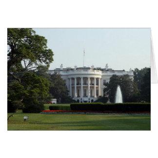 Photo de la Maison Blanche Cartes