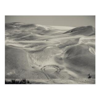 Photo de la Vallée Impériale de désert de dunes de Cartes Postales