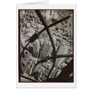 Photo de l'arabesque NYC de ville par la carte de