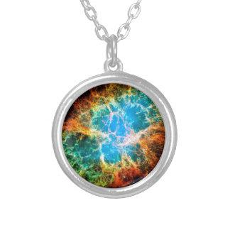 Photo de l'espace de Hubble de reste de supernova Collier