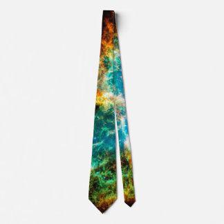 Photo de l'espace de Hubble de reste de supernova Cravate