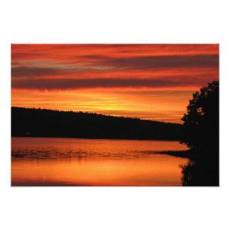 Photo de professionnel de coucher du soleil de