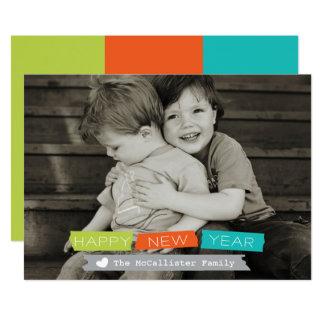 Photo de soutirage de carte photo de vacances de carton d'invitation  12,7 cm x 17,78 cm