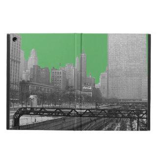 Photo des années 1960 d'avenue du Michigan de Étui iPad Air