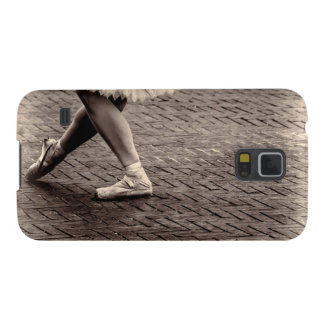 Photo des pantoufles de ballet coque galaxy s5