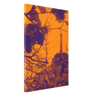 Photo d'orange de phare la plus ancienne du toiles