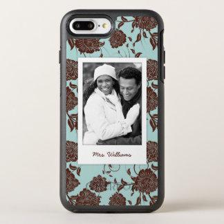 Photo et motif floral 3 de nom coque otterbox symmetry pour iPhone 7 plus