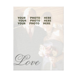 Photo faite sur commande d'impression de toile toiles