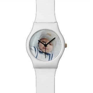 Photo faite sur commande montres bracelet