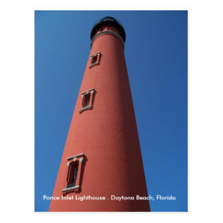 Photo FL de carte postale de phare de Daytona