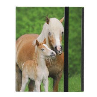 Photo mignonne Hardcase de maman de baiser de Coque iPad