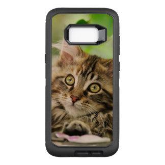 Photo principale pelucheuse du Maine de ragondin Coque Samsung Galaxy S8+ Par OtterBox Defender