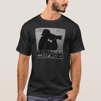 Photographe T-shirt