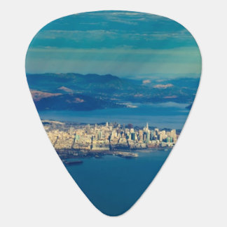 Photographie aérienne de la Baie de San Franciso Médiators
